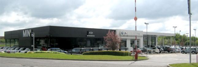 Sycamore MINI - Main Club Sponsor