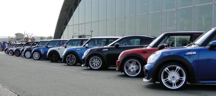 Duxford Spring car show
