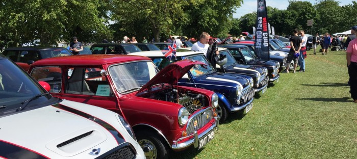 Maldon Motor Show 3rd July