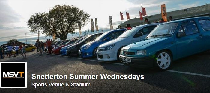 Snetterton Summer Wednesday April