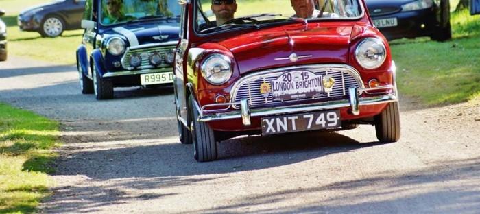Norwich Classic Vehicle Show 2016