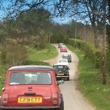 East Coast Mini Club Charity Run 2017 – on run shots 10