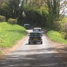 East Coast Mini Club Charity Run 2017 – on run shots 22