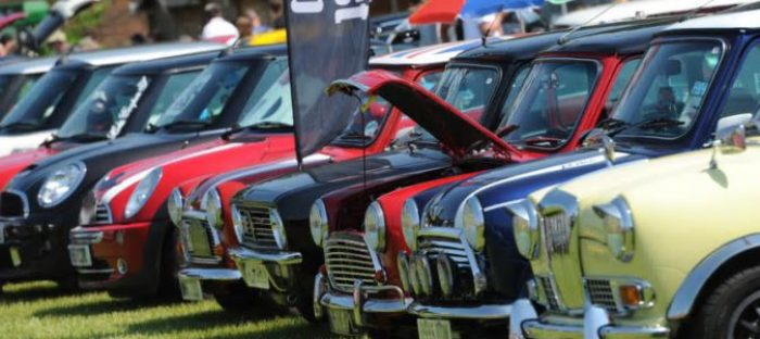 Elveden Classic Vintage Car Show East Coast Mini Club - East coast car shows
