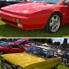 Elveden car show 2017 18