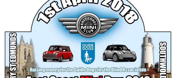 East Coast Mini Club Charity Run 2018