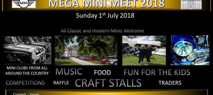 ECMC goes to the Mega Mini Meet 2018