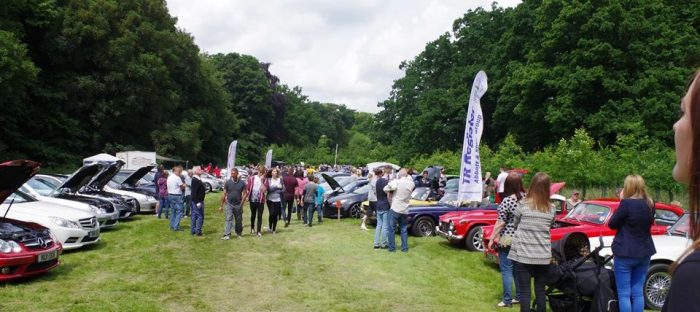 ECMC Goes to Cars On The Green